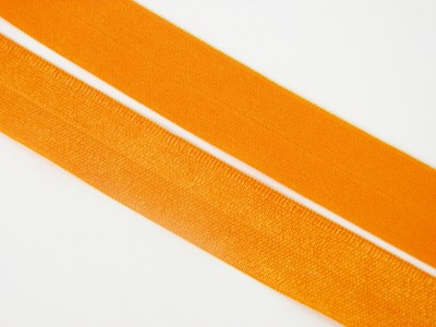 Satineinfassband 2cm - orange