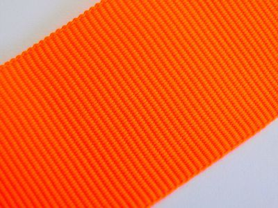 Repsband 25mm - 997, neon orange